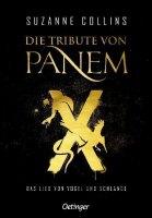 Coverbild: Tribute von Panem- Das Lied von Vogel und Schlange