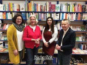 Team der Buchhandlung BücherZeit